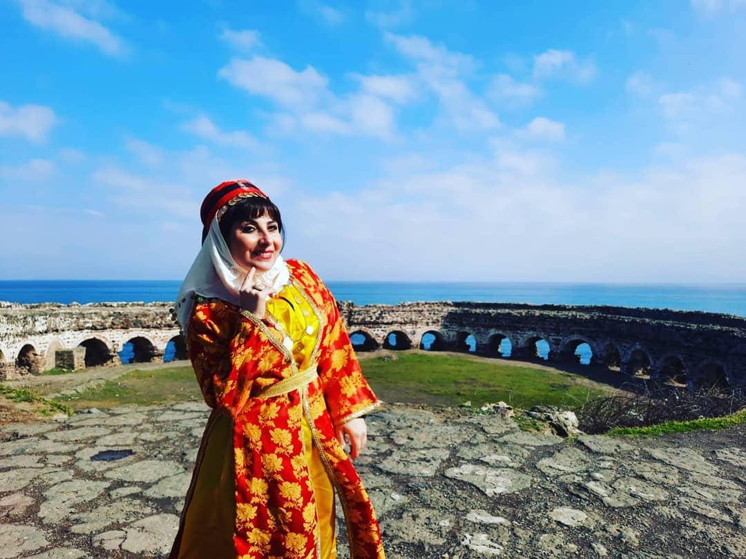 Tarihi Türk Zirvesinde Bir Anadolu Kadını Çilem Duman