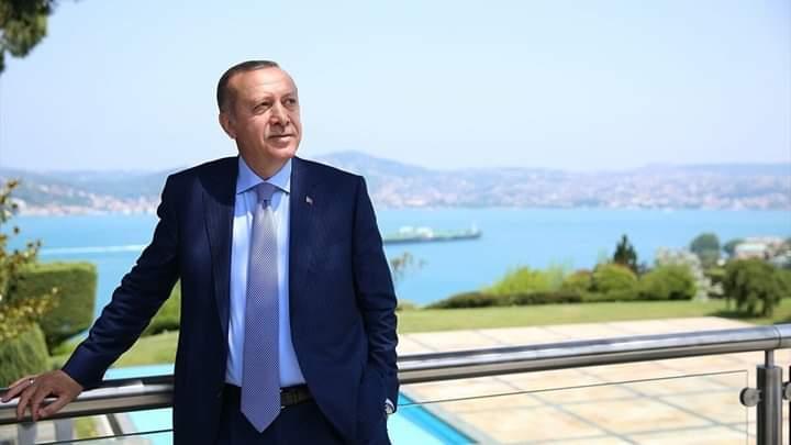 Türkiye Cumhurbaşkanı Erdoğan: Bizim ülkemiz niye Türkiye gibi değil