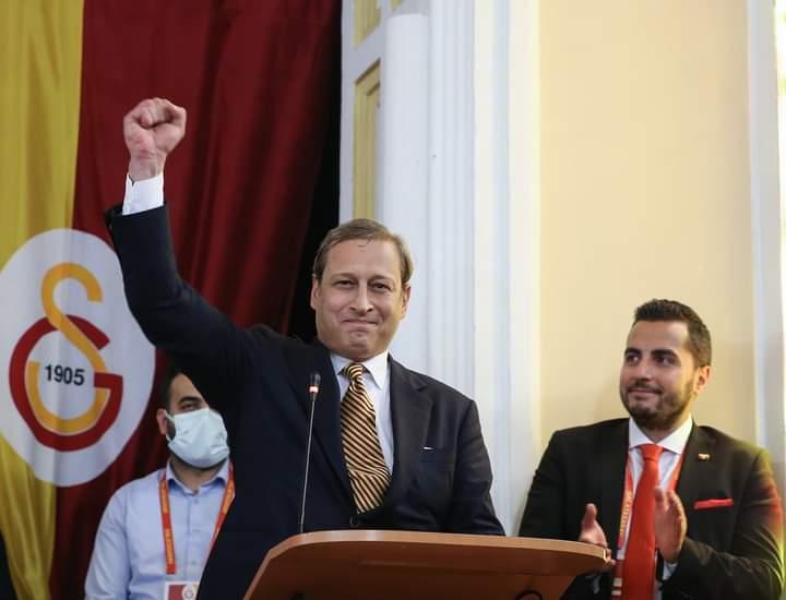 Fatih Terim yeniden Galatasaray'da