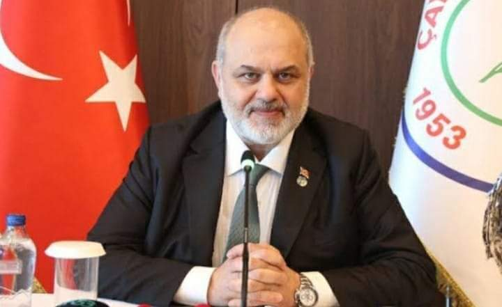 Rizespor'un yeni başkanı Tahir Kıran: