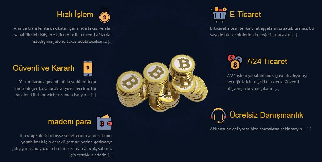 Milli ve Yerli Dijital Para Birimi… BİTCOLOJİX…!