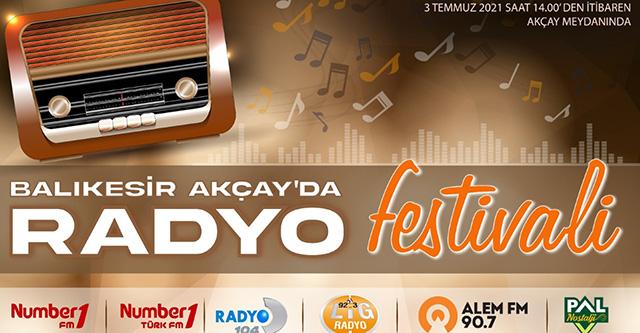 Balıkesir Akçay Radyo Festivali…